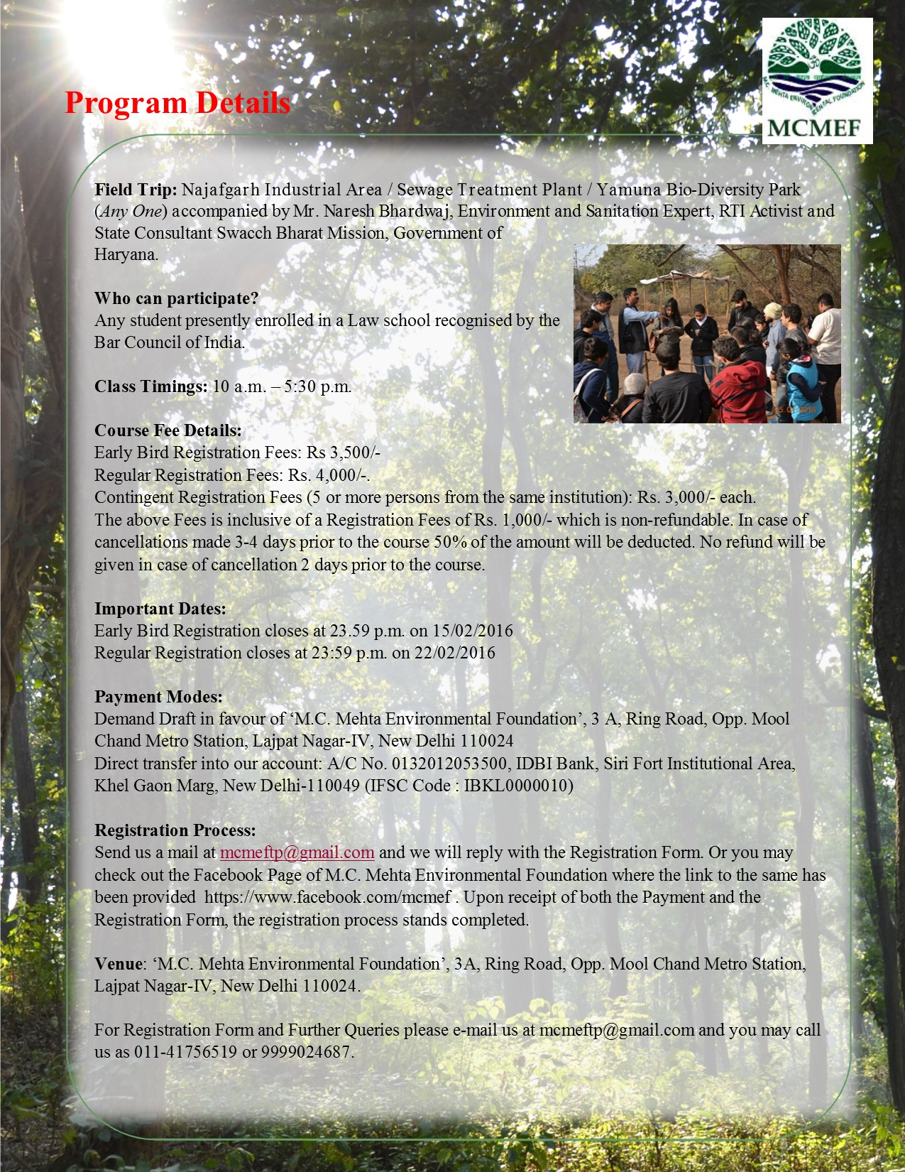 Page 2 - Flyer